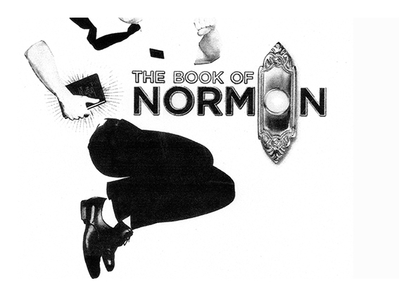 The Book of Norman: A Broadway Megillah