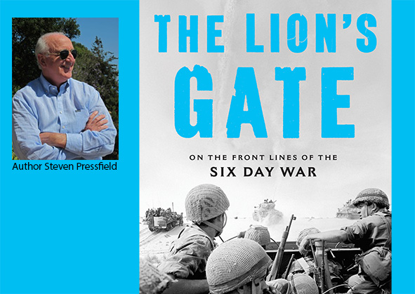 Meet the Author of The Lions Gate